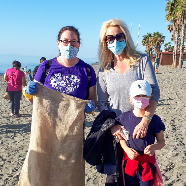 Estepona Beach Clean-up